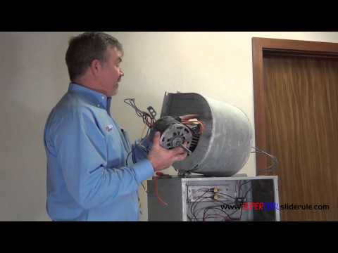 How to change or replace an Indoor Blower Motor