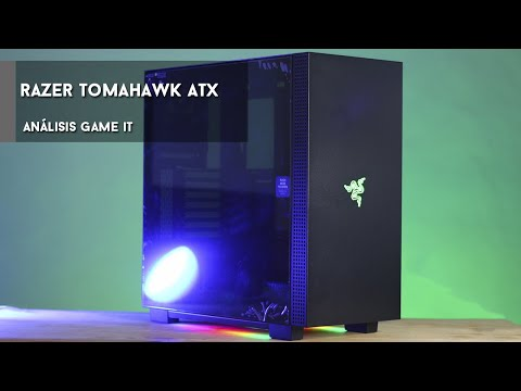 Razer Tomahawk ATX #review y unboxing en español   GameIt ES