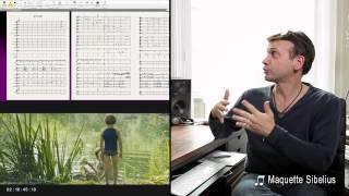Jean-Félix Lalanne : l'histoire d'une musique de film, partie 1 : la composition avec Sibelius 7