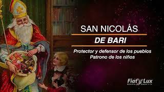 SANTO DEL DÍA: San Nicolás de Bari