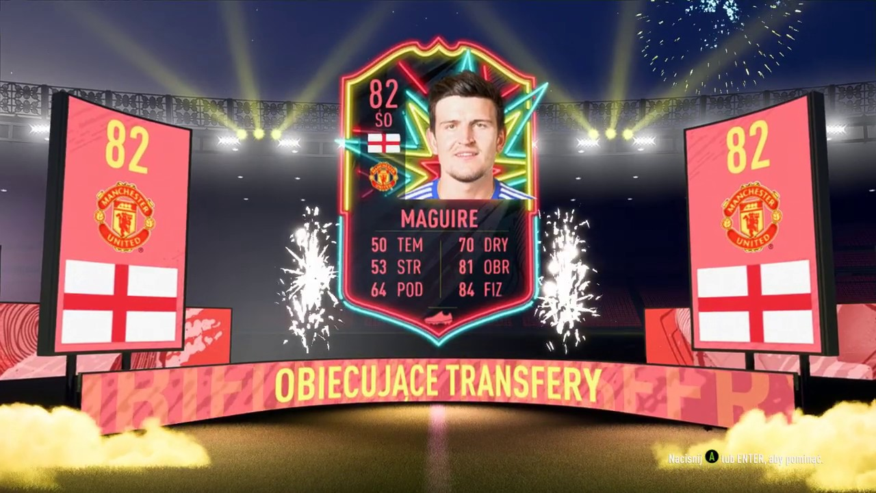 FIFA 20 - Opening #3 (TOTW Maguire and Depay) - YouTube