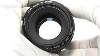 Canon (キヤノン) EF50mm F1.4 USM 難…