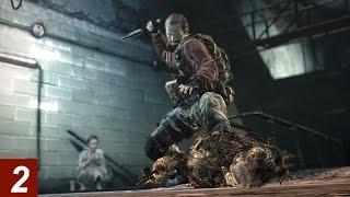 Resident Evil: Revelations 2 -Episode 1:Part 2 Penal Colony -Barry Burton