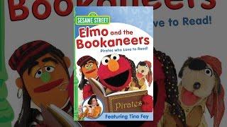 Sesame Street: Elmo'Et La Bookaneers: Les Pirates Qui Aime Lire