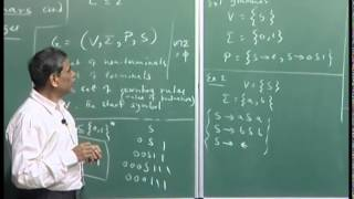 Mod-01 Lec-20 Introduction to context free languages (cfls)