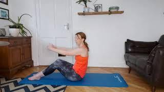 Video 42:Traditional Pilates ( intermediate)