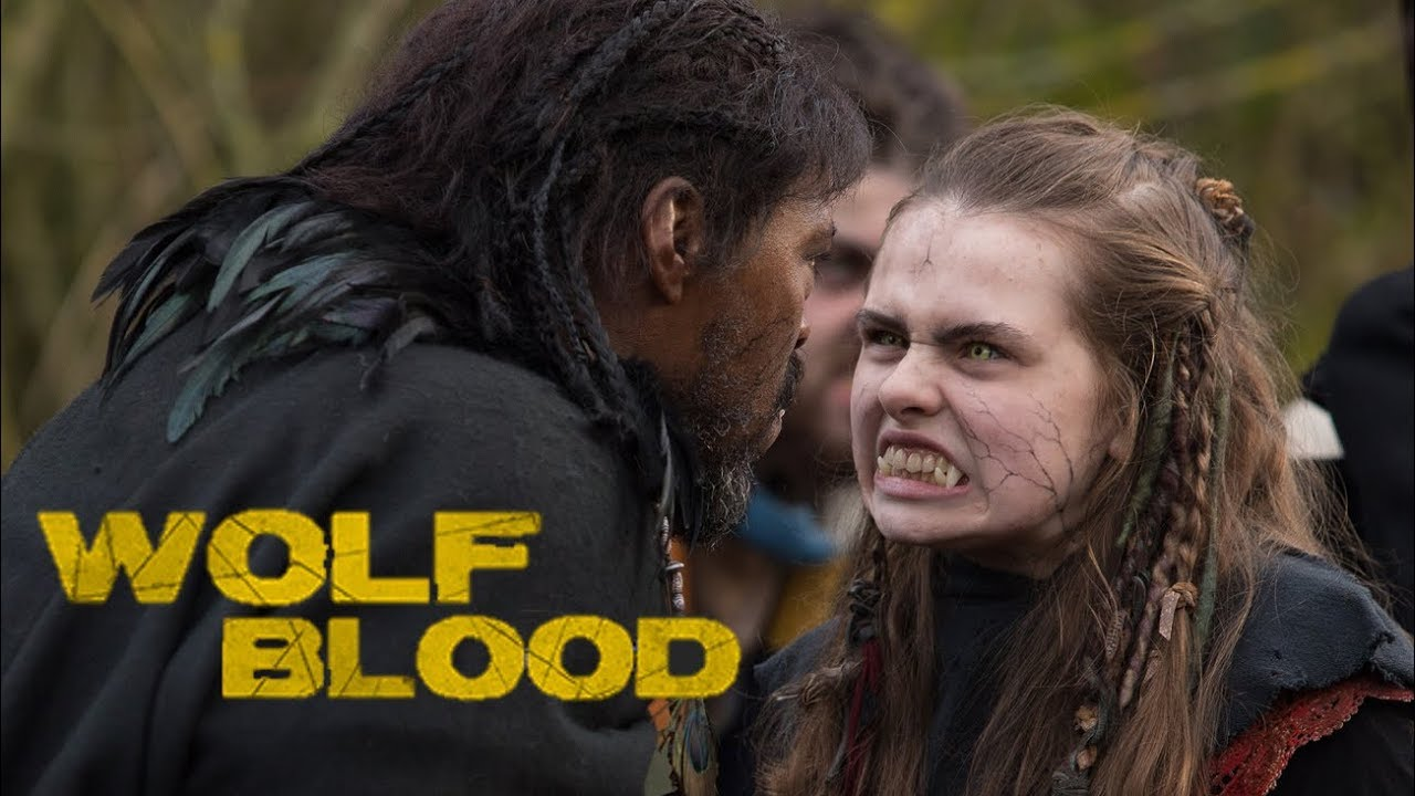 Download WOLFBLOOD S5E9 - The War With The Humans (full episode)