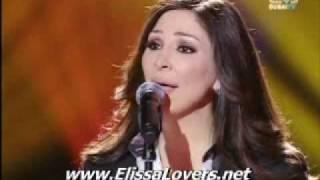 Elissa  Betmoun LIVE PROGRAMME  TARATATA  ليسا