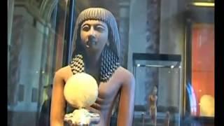 Искусство древнего Египта музея Лувр