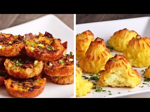 Clever DIY Potato Recipes Ideas | Potato Hack Recipes | Yummy Food Ideas by So Yummy