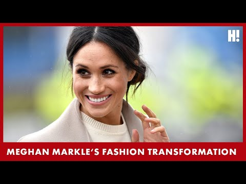 Hollywood Buzz - Meghan Markle is your fashion inspiration