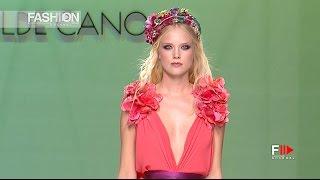 MATILDE CANO Barcelona Bridal Fashion Week 17   Fashion Channel