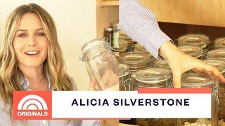 Inside 'Clueless' Star Alicia Silverstone's Eco-Friendly Kitchen