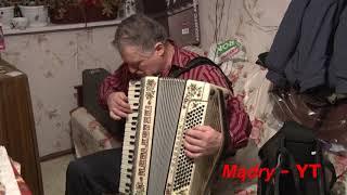 Cudowny WALC zagrał akordeonista Janusz PTASIŃSKI po latach przerwy ! 2018