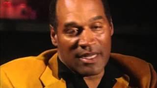 Ruby Wax confronts OJ Simpson