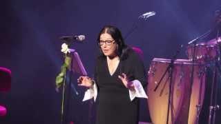 Nana Mouskouri  ♪♫•*¨*•.¸¸♥ ¸¸.•*¨*•♫♪  Utrecht  3-3-2014