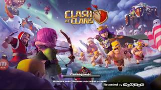 (Começando uma vila do zero) Clash of clans
