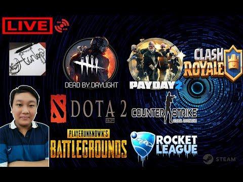 🔴[LIVE] BENTARAN AJA DEH !!! - PlayerUnknown's Battlegrounds [Indonesia]
