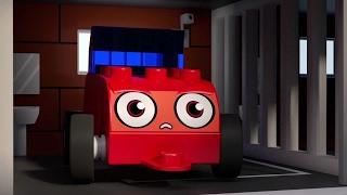 ЧиЧиЛенд - Правила движения - Мультики про машинки-трансформеры из конструктора
