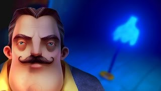 HIS NEW HOUSE IS HUGE!!!! | Hello Neighbor Alpha 3