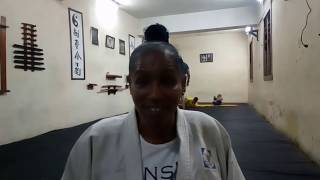 First short interview (some weeks before) the historical second Traditional Aikido Seminar in Cuba.