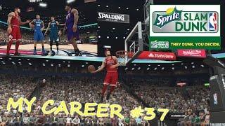 SLAM DUNK CONTEST!!! La gara maledetta... - NBA2K17 My Career #37 - [ITA PS4]