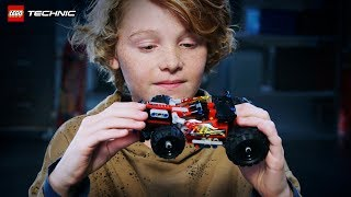 BASH! Pull-back – LEGO Technic - 42073