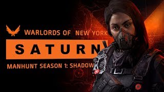 The Division 2: Warlords of New York | Saturn Manhunt