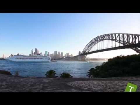 Exclusive Sydney Harbour Front Property