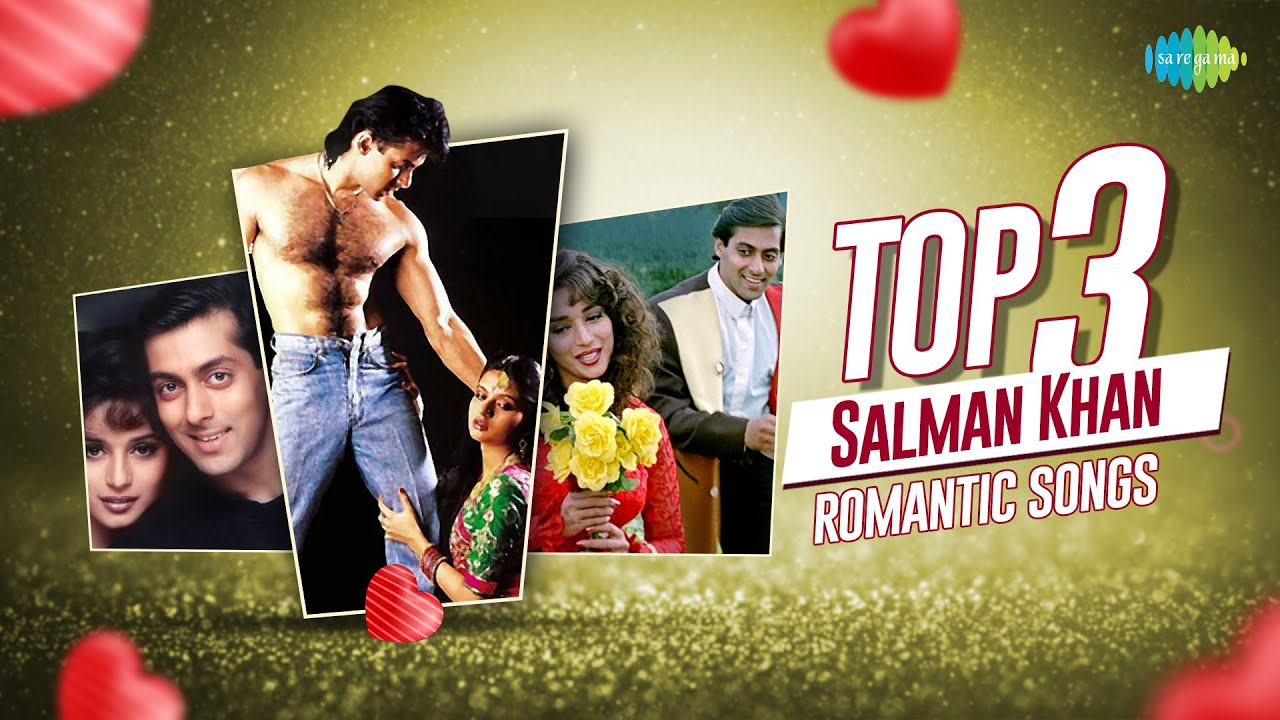 Top 3 Salman Khan Romantic Songs | Pehla Pehla Pyar | Dil Deewana | Mausam Ka Jaadu
