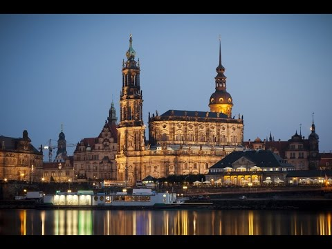 Top 10 attractions of Dresden. Guide. Travels