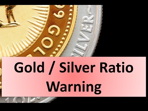 Gold & Silver Price Update - May 10, 2017 + Gold/Silver Ratio Warning