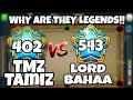 Lord Bahaa VS TMZ Tamiz Who is Legend 🤔