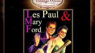 Les Paul & Mary Ford -- Blues Stay Away From Me