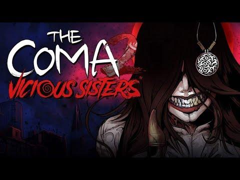 Выбираемся из школы в The Coma 2: Vicious Sisters