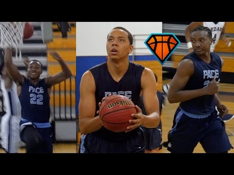 Duke Bound Wendell Carter Jr & Isaiah Kelly Lead Pace Academy To a Win Over Redan HS!!