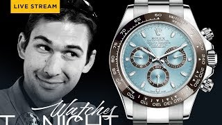 Rolex Daytona in Platinum: Worth It? Alarm Watches To Buy; 100M Dress Watches For Watch Buyers