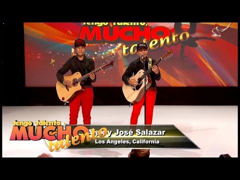 """Alex y Jose Salazar """"Rafa Caro"""" y """"Te Metiste""""- TTMT 17 Eliminatorias"""