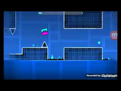 Finish 5 level (ali coins) Geometry Dash