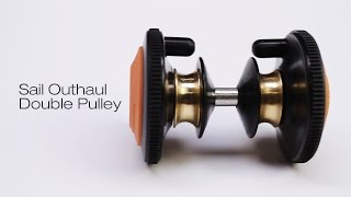 Video: Unifiber Sail Outhaul Double Pulley