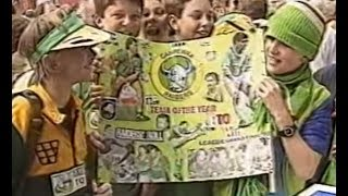 Canberra Raiders Rugby League 1989 Grand Final news & Frank Reynolds TV ad