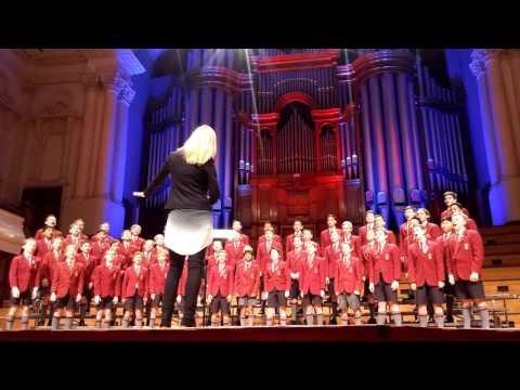 King's School Chapel Choir - Hail Holy Queen