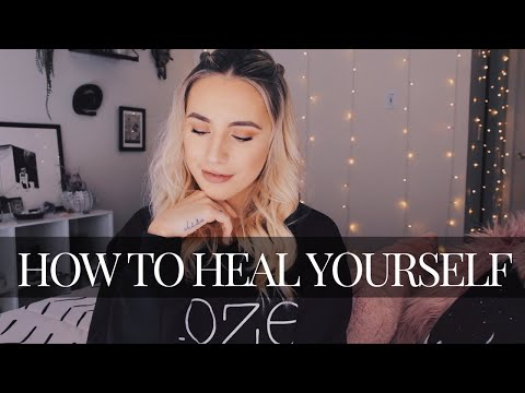 how to deeply heal yourself