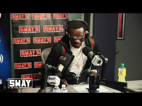 Watch Michael Blackson's Latest Hilarious Visit By Sway In The Morning | Sway's Universe