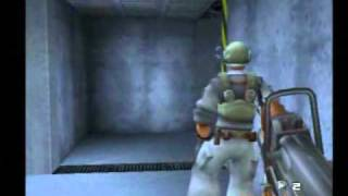 Timesplitters 2 (PS2) Gameplay