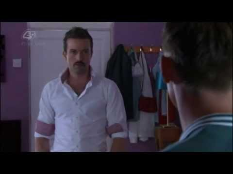 140 - Brendan Brady | E4 July 29th 2011 | Hollyoaks