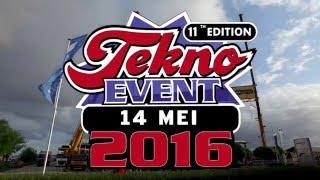 Tekno event 2016