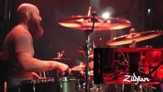 zildjian performance series justin foley of killswitch engage plays this is absolution