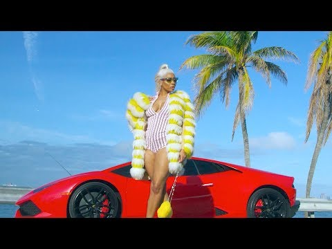 Tommie - Imma Get It (feat. Spice) (Official Video)