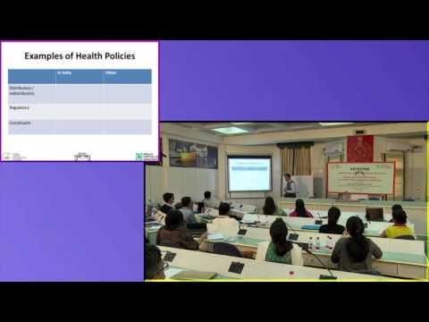 KEYSTONE / Module 6 / Session 1: Introducing Health Policy